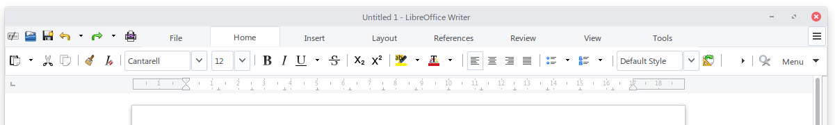 Change LibreOffice Default Look and Feel - libreofficehelp com