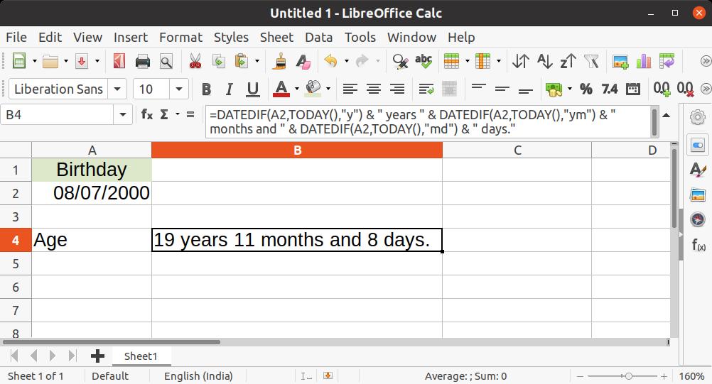 Age-calculation-using-Birthday